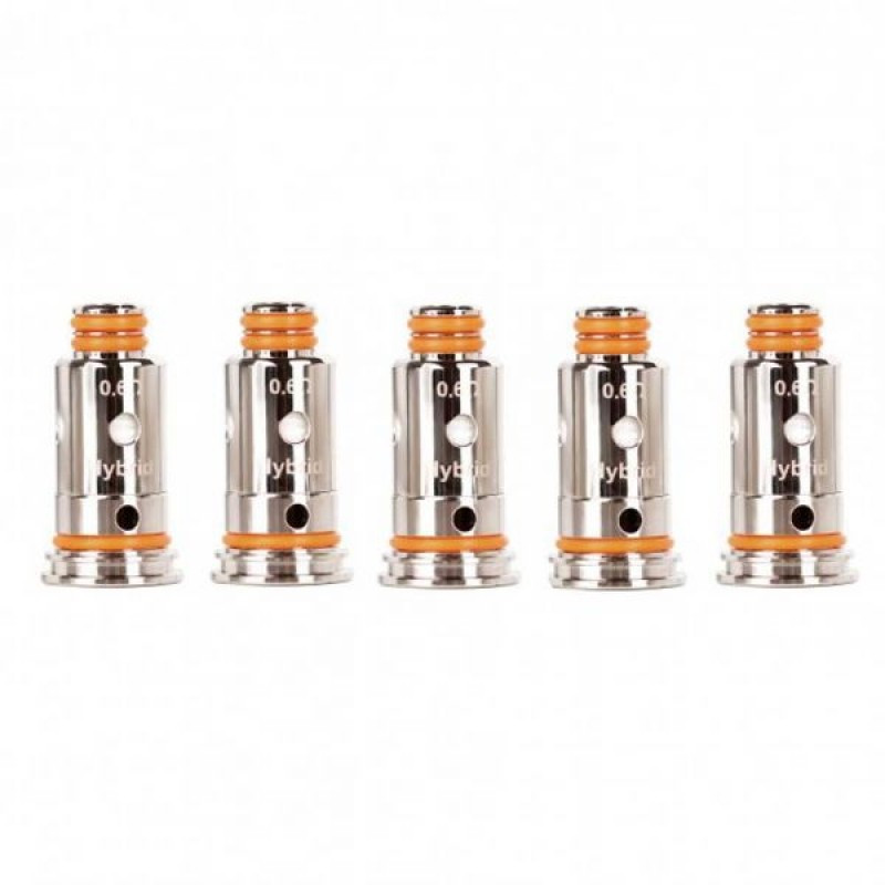 G-Coil Mesh Tech (Aegis Pod) Atomizer Coil Head Replacement