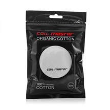 Coil Master Organic Japanese Cotton (5pcs)
