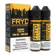 Fryd E-Liquid - Banana