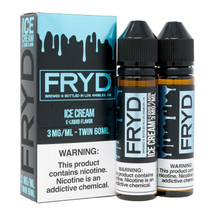 Fryd E-Liquid - Cream Cookie