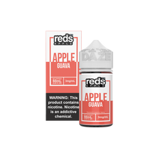 Reds Apple E-Liquid - Guava Apple