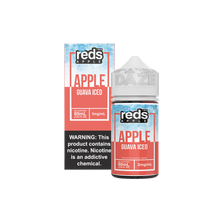 Reds Apple E-Liquid - Guava Apple Iced