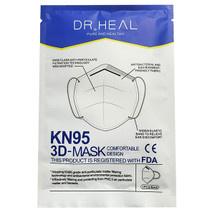 Disposable Face Mask - Dr. Heal KN95 (1pc)