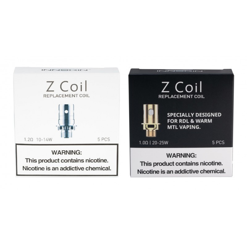Zenith (Z Coil) Coil Replacement (5pc)
