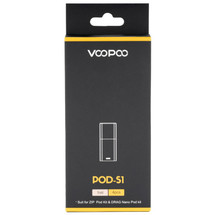 DRAG Nano Pod Replacement by VooPoo (4pc/2pc)