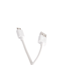 Micro-USB Cable | White - 6.6ft by Pivoi (1pk)