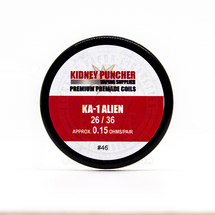 Kidney Puncher Premade KA-1 Alien & Advanced Alien Coils