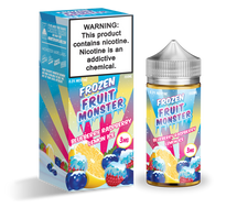 Frozen Fruit Monster E-Liquid - Blueberry Raspberry Lemon Ice