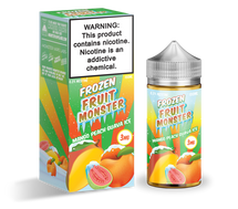Frozen Fruit Monster E-Liquid - Mango Peach Guava Ice