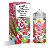 Frozen Fruit Monster E-Liquid - Strawberry Kiwi Pomegranate Ice