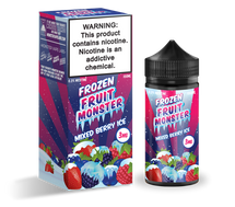 Frozen Fruit Monster E-Liquid - Mixed Berry Ice