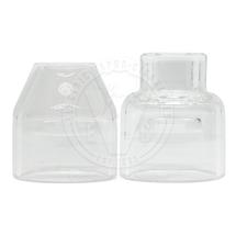Reload X 24mm RDA Glass Cap by Trinity Glass