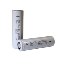 Molicel INR-20700A 3000mAh Battery - 35A