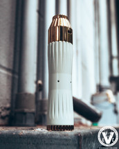 Piranha 21700 Mech MOD & Cap Bundle by Comp Lyfe
