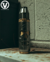 "Magnum Saw 20700 Titanium ""Skull"" Mech Bundle by Comp Lyfe"
