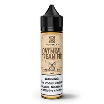 Drip Vault x 80V E-Liquid - Oatmeal Cream Pie