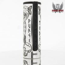 "The Guillotine ""Ragnar Edition"" (Aluminum) 20700 | 21700 Mech MOD by Purge Mods"