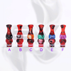 Versicolor Mixed Dual Red Drip Tip for 510 | 808D-1 | 901