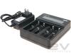 Efest LUC V4 Smart LCD Battery Charger