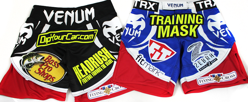 Image result for custom fight shorts