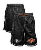 Cage Fighter Oklahoma State Fight Shorts