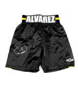"Saul ""CANELO"" Alvarez Autographed Custom Boxing Trunks"