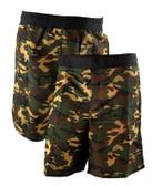 Revgear Deluxe Camo Shorts