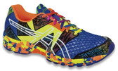 Asics GEL-NOOSA TRI™ 8 Mens Running Shoes (French Blue/Flash Yellow/Punch)