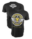 Headrush Skull and Wings Shirt