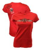 Jaco Vegas Womens Crew Shirt