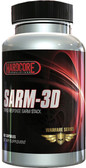 Hardcore Formulations SRM-3D (Buy 2 Get 1 Free)