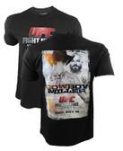 UFC Cowboy Cerrone vs Miller Autographed Event Shirt