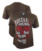 Metal Mulisha Calligraphy Shirt