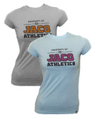 Jaco Womens Property of Crew Neck Shirt