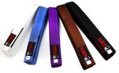 Silverback Premium BJJ Gi Belts