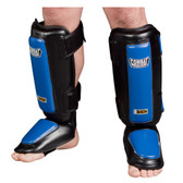 Combat Sports Kickboxing GEL SHOCK Shin Guards