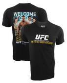 UFC 185 Event Shirt Pettis, Dos Anjos, Joanna Jedrzejczyk