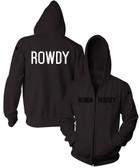 UFC Ronda Rousey ROWDY Walkout Hoodie