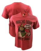 "Macho Man Randy Savage ""Oh Yeah"" Shirt"