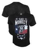 Gas Monkey Garage Lone Star Shirt