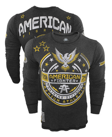 American Fighter Capital Long Sleeve Thermal