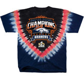 Denver Broncos Super Bowl 50 Champions T-shirt