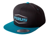 Virus Vice Flex Fit Snap Back Hat