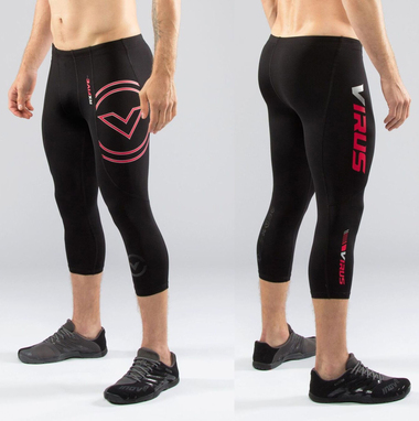 Virus Men's Stay Cool 3/4 Length Compression Boot Cut (RX5-V3) - Limited Edition