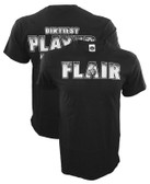 WWE Rick Flair Dirtiest Player In The Game Black T-Shirt