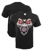 WWE Stone Cold Rattlesnake 3:16 Black T-Shirt