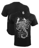 WWE Sting Scorpion Shirt