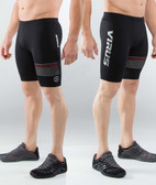 Virus Mens Stay Cool Compression V3 Tech Shorts (CO23) Black