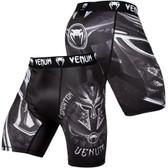 Venum Gladiator 3.0 Vale Tudo Shorts Black/White