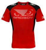 Bad Boy Performance Walkout Shirt Red/Black